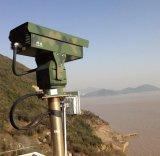 Duplo sensor de monitoramento do reservatório de câmaras de imagens térmicas