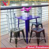 고품질 커피를 위한 강철 Marais 의자 또는 바 또는 연회 또는 호텔 또는 결혼식 또는 정원 또는 대중음식점