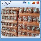 Tessuto ignifugo della vetroresina rivestita del PVC per protezione della saldatura