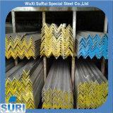 Cornière d'acier inoxydable d'ASTM