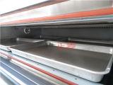 le four de machines de Manakish de matériel de Lahmacun de vapeur de pizza de gâteau de traitement au four du pain 45L font le gaz cuire au four 12L (ZMC-306M) de machine