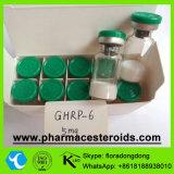 Péptido de release/versión inyectable antienvejecedor Ghrp-6 para el crecimiento del músculo