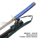 Lixívia Moon Pill Alma corte de faca Katana Espada 1: 1