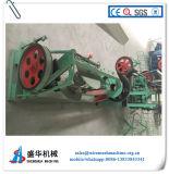 機械を作る二重繊維の有刺鉄線の網の機械か有刺鉄線