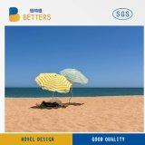 PE/PVCの人工的なやし総合的な屋根ふき材料の屋根のビーチパラソル