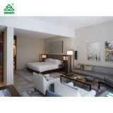 Mädchen-Jungen-moderner Entwurfs-Hotel-Schlafzimmer-Möbel stellen hohen Glanz ein