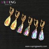 Chute de papillons Xuping Tassels Earrings les cristaux de Swarovski