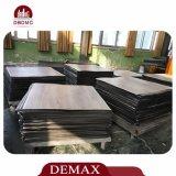 Plancher 2mm épais résistant en bois de PVC de l'eau d'érable de Taupe