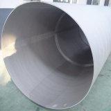 ASTM A358 TP304のスケジュール40はステンレス鋼の管を溶接した