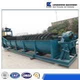 Ехпортированное спиральн моющее машинаа песка от Китая