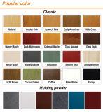 مختلفة لون ميلامين تصميم حرّة باب خشبيّة