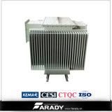 3 de Transformator van de Distributie van de Macht 11/0.415kv van de fase 350kVA