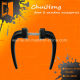 ウィンドウ・ハンドルのハードウェアアルミニウム正方形シャフトのハンドル