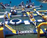 O Parque Aquático flutuante personalizada/Parque Aquático inflável com marcação CE