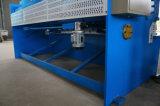 scherende Machine van de Straal van de Schommeling van 4*2500mm de Hydraulische