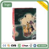 Bolsas de papel revestidas del regalo del arte del estilo chino de los niños