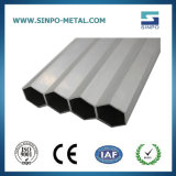 Extrusion profiles en aluminium pour la construction/décoration/industrielles