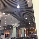 Teto redondo da tubulação, teto de alumínio do defletor para o sistema do teto suspendido