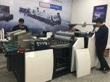 Carpeta Gluer Máquina con la norma ISO 9001 y CE