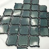 Foshan-Fabrik-Schwarz-Glasschiefer-Mosaik-Fliesen für Muster