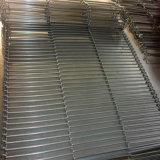금속 최신 처리를 위한 철망사 컨베이어 벨트, 갱도 오븐