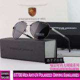 87708 hommes anti-UV de la conduite des lunettes de soleil polarisées