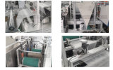 Film-Herstellung-Maschinen-Verkäufe des Verkaufsschlager völlig Selbstwegwerf-PET Schuh-Deckel-pp. in Korea