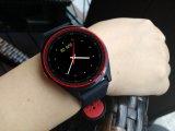 防水スマートな腕時計V9 Bluetooth Reloj Inteligenteのスポーツの腕時計