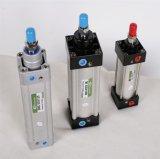Airtac 스테인리스 음식 급료 기계를 위한 압축 공기를 넣은 공기 피스톤 실린더