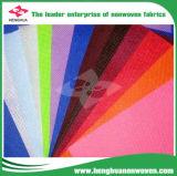 Bolsa de protecção de roupa tornando Spunbond Polipropileno Material Nonwoven Fabric