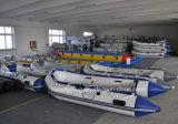 Liya 2-6 человек семьи Hypalon лодка Китай надувной плот рыболовства