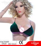 2017 de Nieuwe Schoonheid van Europa van de Aankomst Doll van het Geslacht van Dame Full Silicone Big Breasts Groot Ezel voor Mensen