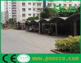 Schuilplaatsen de van uitstekende kwaliteit van de Auto van de Structuur Aluminuim met het Zeil van PC