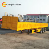 40т 20 ФУТОВ 40 ФУТОВ боковой стенки замкнутые грузовой прицеп для продажи