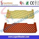 cobertor do calefator da borracha de silicone do adesivo de 3m para a embarcação