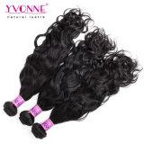 Estensione naturale dei capelli umani dell'onda di prezzi di fabbrica per le donne di colore
