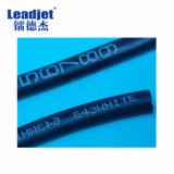 Leadjet V150 Cijのインクジェット日付およびバッチ印字機安いPVC管プリンター