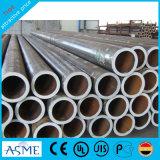 El carbono tubo estructural del tubo de acero soldado