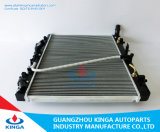 Radiadores automotores de aluminio para Toyota Hiace'05 en
