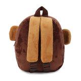 柔らかいプラシ天猿のおもちゃ袋