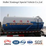 Camion d'aspiration d'eaux d'égout de vide de qualité