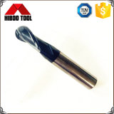 Herramientas de corte de la nariz de la bola del carburo de la alta calidad para la madera