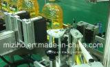 Qualitäts-runde Flaschen-Etikettiermaschine-Aufkleber-Maschine