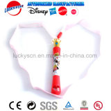 王冠の形のリボンが付いているプラスチックダンスの棒のダンスの棒のおもちゃ