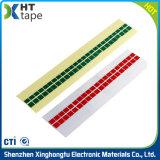 感圧性ペット防水付着力のシーリング絶縁体テープを型抜きしなさい