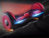 10 het leiding-Wiel van het Saldo van de Autoped van de duim de Elektrische Slimme Slimme Zelf Elektrische Autoped van het Skateboard van de Autoped van het Saldo Elektrische