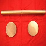 cible de cuivre ultra pure 6n pour la microélectronique