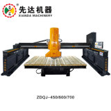 Zdqj-450/600/700 мост пилы машины для резки камня мрамора и гранита