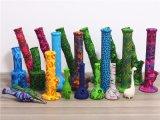 Prime d'Unbreakable pipes à eau en silicone avec des couleurs de l'impression
