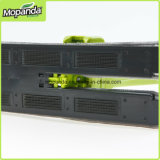 Balai à franges en microfibres avec le châssis cachés qui sont en mesure de la conception à la diapositive de haut en bas